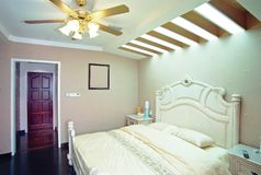 New villas Royalty Free Stock Photos
