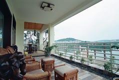 New villas Royalty Free Stock Photo
