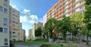 The new Vilnius city Royalty Free Stock Photo