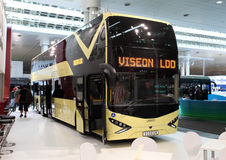 New Viseon LDD 14 Bus Stock Images