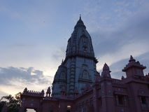 New vishwanath temple Stock Image