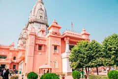 New Vishwanath Temple in Varanasi, India