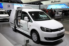 New Volkswagen Caddy CoolProfi Stock Photos