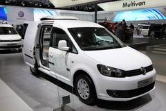 New Volkswagen Caddy CoolProfi Stock Photos