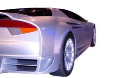 New Volta Sports Car Stock Image