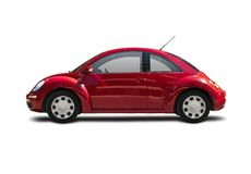 New VW Beetle Stock Photos