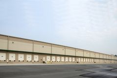 New Warehouse Royalty Free Stock Photography