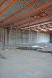 New Warehouse Facility Construction Royalty Free Stock Image