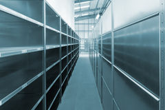 New Warehouse Installation Stock Photography