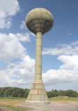 New Watertower After Construction Royalty Free Stock Photography