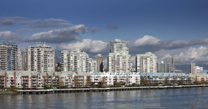New Westminster Stock Image