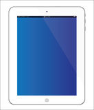 New white Apple iPad 3 tablet Stock Photo