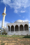 White mosque stock images