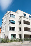 New white multi-family house in Berlin Royalty Free Stock Image
