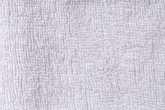 New white rug background texture Stock Photography