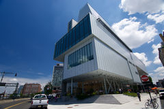New Whitney Museum in NYC Stock Photography