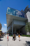 New Whitney Museum in NYC Royalty Free Stock Photos