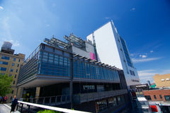 New Whitney Museum in NYC Royalty Free Stock Photography