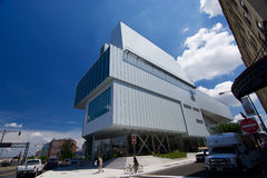 New Whitney museum Royalty Free Stock Photos