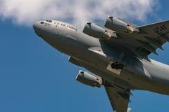 C-17 Globemaster III Stock Image