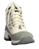 New winter hiking boots Stock Photos