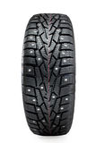 New winter tire Stock Images