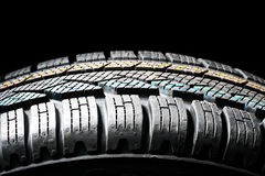 New winter tire Royalty Free Stock Photo