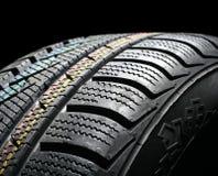 Free New Winter Tire Royalty Free Stock Photos - 3436658
