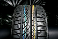 Free New Winter Tire Stock Photography - 3436662