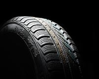 Free New Winter Tire Royalty Free Stock Image - 4582176