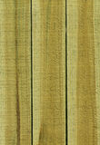 New wood fence Royalty Free Stock Images