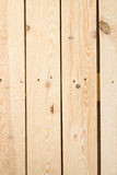 New wooden fence background. And texture Stock Images