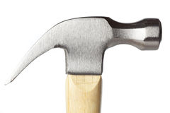 New wooden hammer Royalty Free Stock Photos