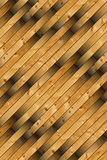 New wooden  planks for flooring Stock Image