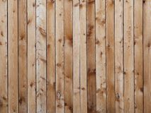 New Wooden Wall. Wooden Wall Texture High Resolution royalty free stock photo
