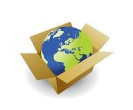 New World Stock Image