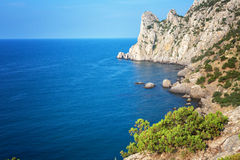 New World, the Crimea Royalty Free Stock Image