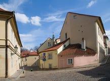 New World , Prague Royalty Free Stock Photos