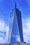 New World Trade Center Glass Skyscraper New York City NY Stock Images