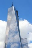 New WTC One Royalty Free Stock Images