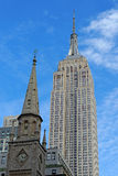 New Xork 126. Empire state building in new york city stock photo