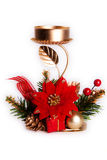 New year. 's toys and decorative Christmas-tree decorations Stock Photos