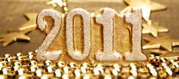 New year Stock Photography
