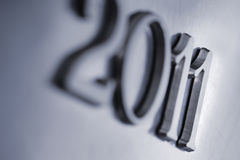 A New Year Royalty Free Stock Images