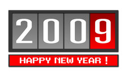 New Year 2009. Vector illustration of new year 2009 Vector Illustration