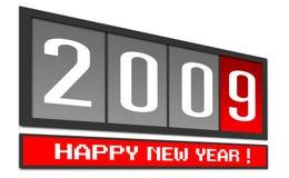 New Year 2009 Royalty Free Stock Photo