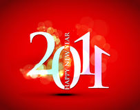 New year 2011. Abstract new year 2011 colorful design. Vector illustration stock illustration