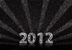 New Year 2012 Stock Photos