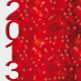 New Year 2013 Royalty Free Stock Images