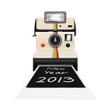 New year 2013. Happy new year 2013 ,new year card Royalty Free Stock Photography
